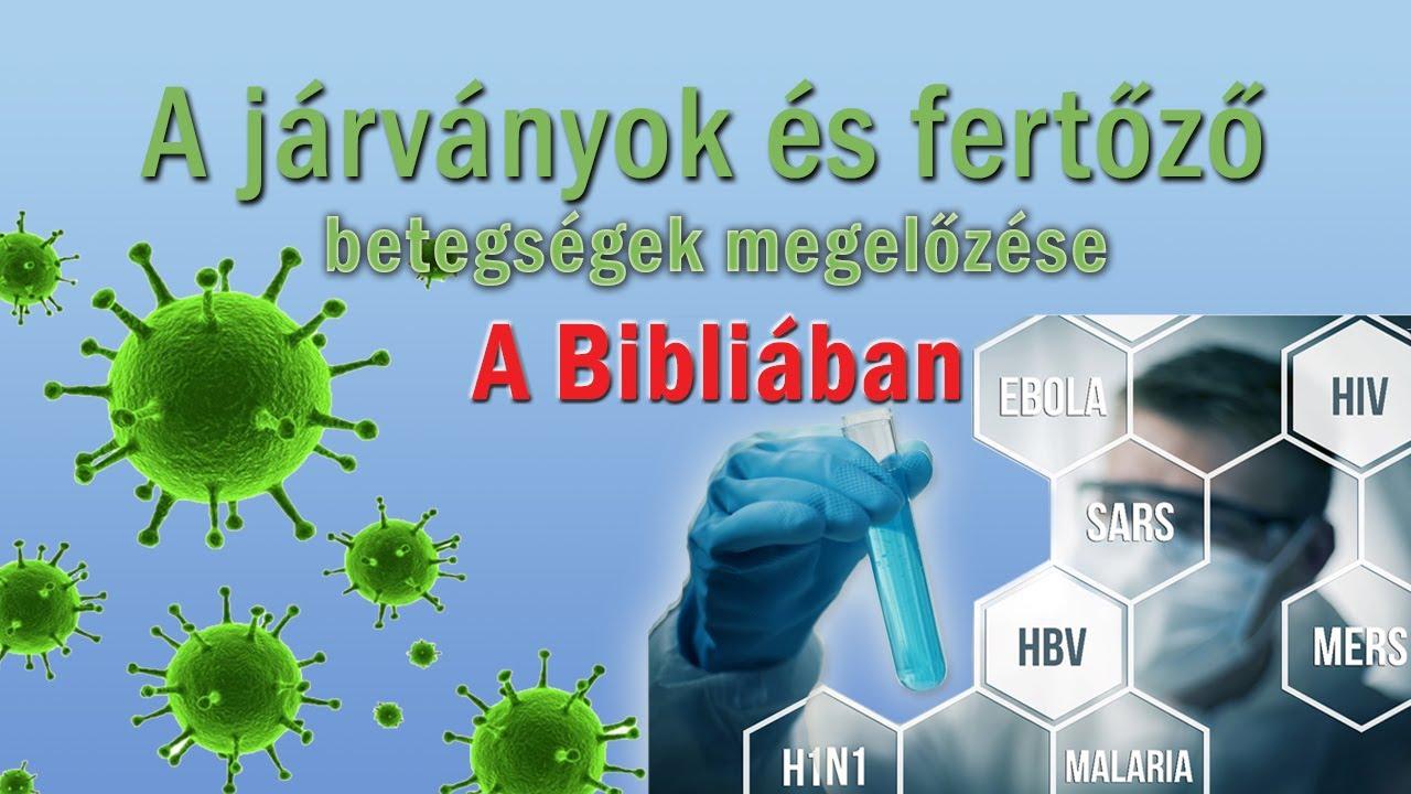 emberi betegség paraziták