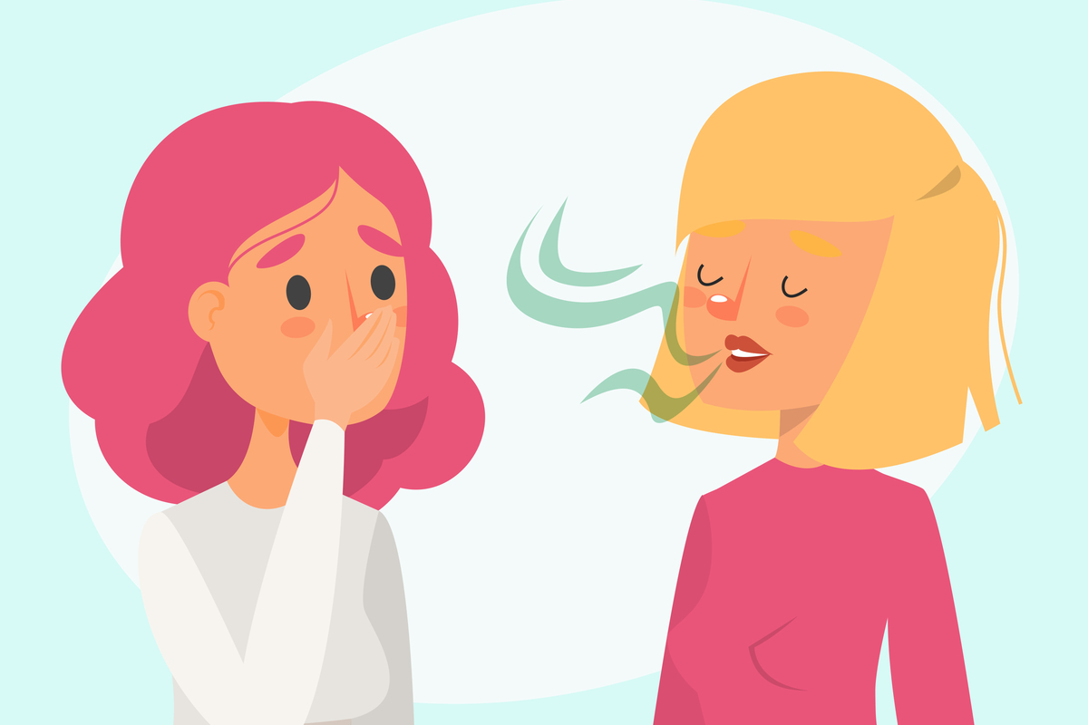 Mi okozza a rossz leheletet?   parodontax, Koplaló szájszag, Rossz lehelet, ha koplal, miért